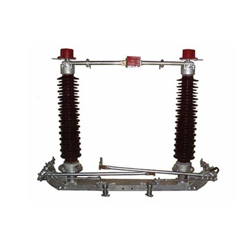 GW4-15-20W 铜排三支柱高压隔离开关